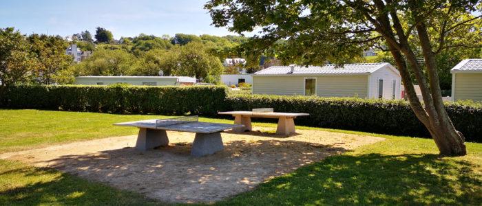 Tables de ping-pong Loisirs et services Locquémeau Keravilin