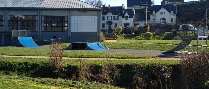 Skate park loisirs et services locquémeau keravilin