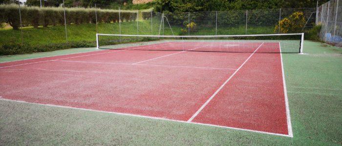 Terrain de tennis Loisirs et services Locquémeau